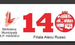 """#NEVEDEMLABIBLIOTECA // Biblioteca Municipală """"B.P. Hasdeu"""", 140 de ani de la inaugurare"""