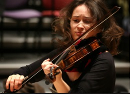 INTERVIU EXCLUSIV cu Patricia Kopatchinskaja, violonista care a luat un Grammy